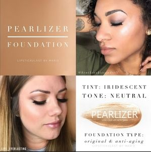 Senegence Anti-Aging Foundation in Pearlizer